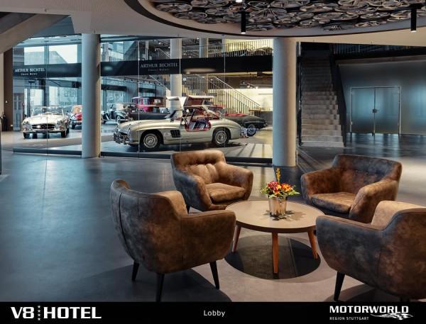 drive in motion V8 Hotel Böblingen