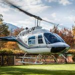 drive in motion Helicopter Shuttler Service