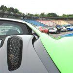 McLaren Boxengasse Hockenheimring