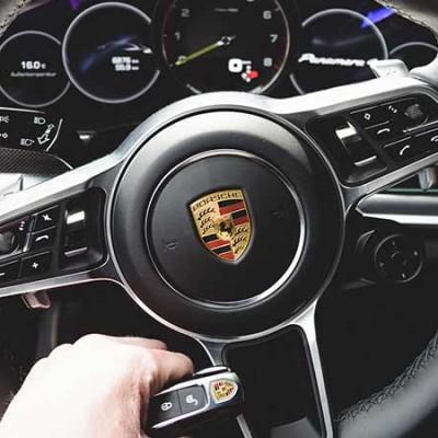 Porsche / Mercedes-AMG sports car tour Berlin