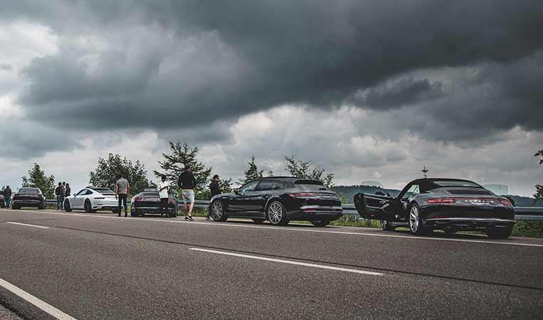 Porsche Sportwagentour