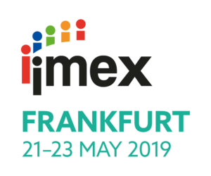 Logo IMEX FRankfurt 2019