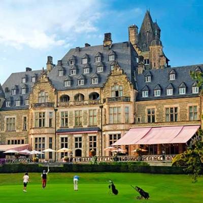 Sports car tour Schlosshotel Kronberg: Cars – Castle – Culinaric