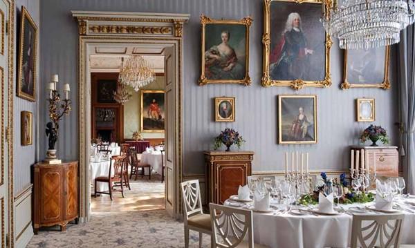 drive in motion Schlosshotel Kronberg Restaurant