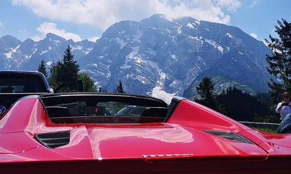 drive in motion VIP-Event München