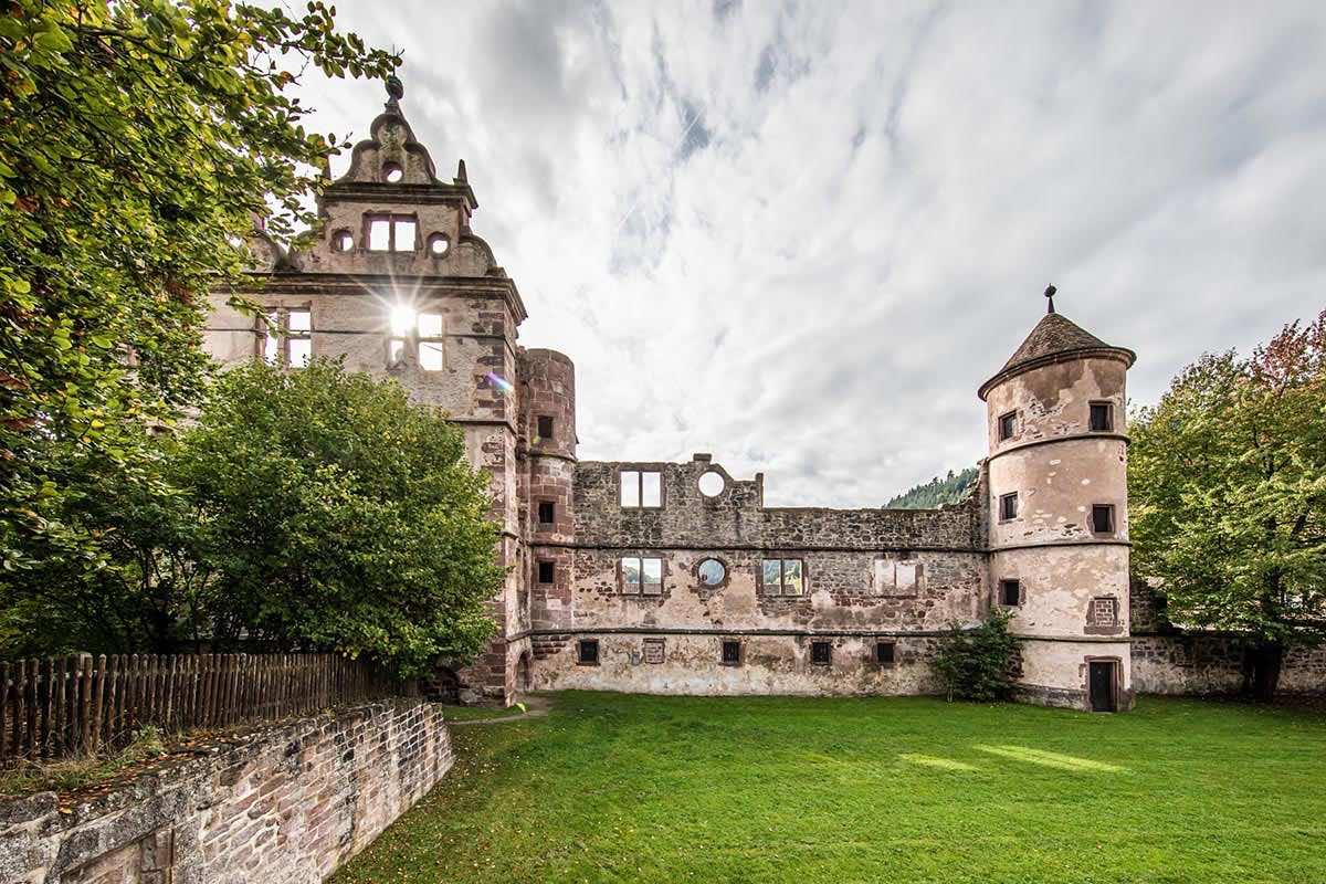 drive in motion Kloster Hirsau im Schwarzwald