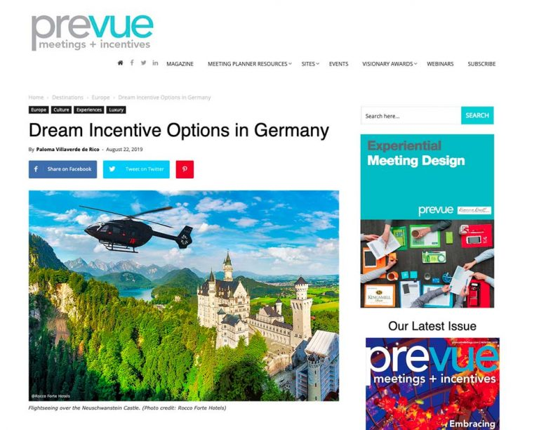 "prevue Magazin berichtet über ""drive it"""