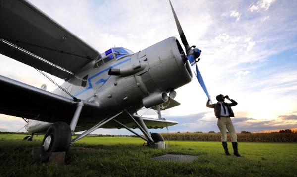 drive in motion Antonov Rundflug