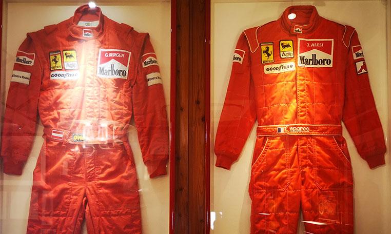 drive in motion Ferrari Lamborghini Autodromo Modena, Ferrarimuseum