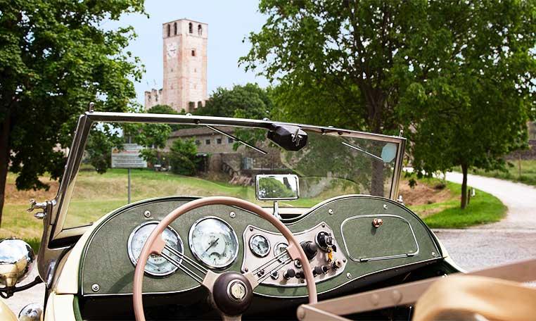drive in motion Oldtimertour Gardasee - Oltimer
