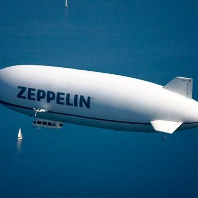 Cars, Zeppelins and Helicopters