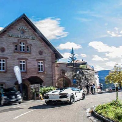 Sports Car Black Forest Experience