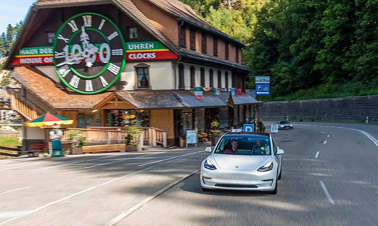 Schwarzwald e-drive Experience