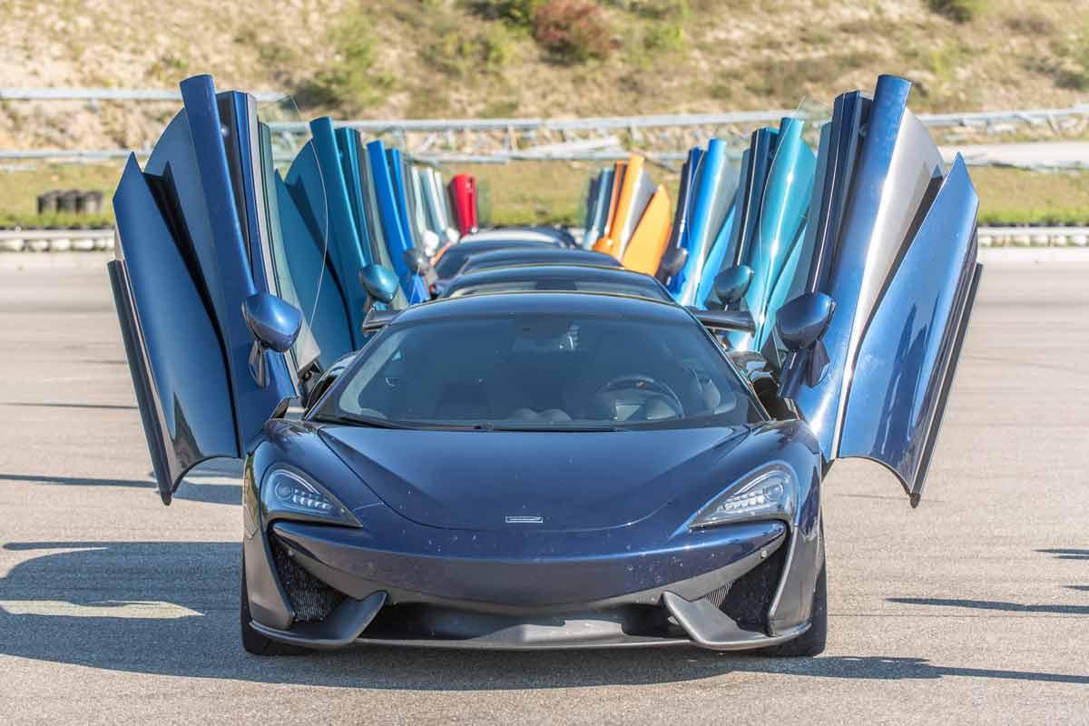 drive in motion McLaren