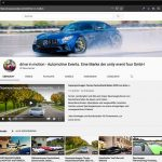 Der drive in motion YouTube Channel