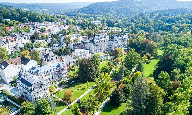 drive in motion Brenners Hotel & Spa Baden-Baden