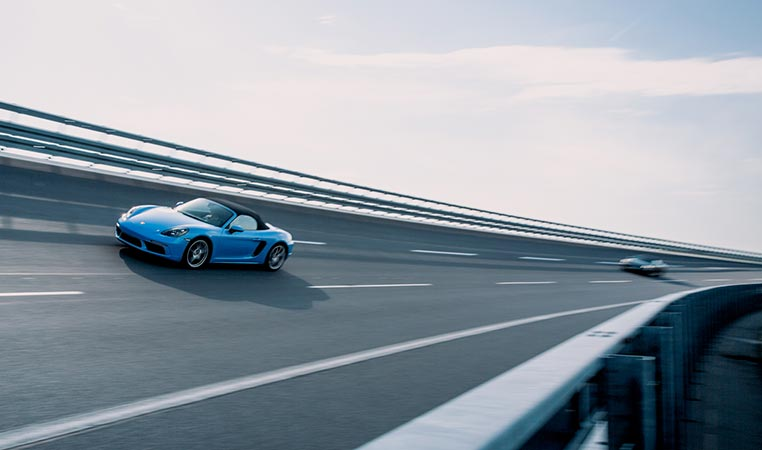 drive in motion Porsche fahrertraining Boxberg