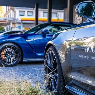 Luxus-Sportwagen-Tour Roomers Baden-Baden