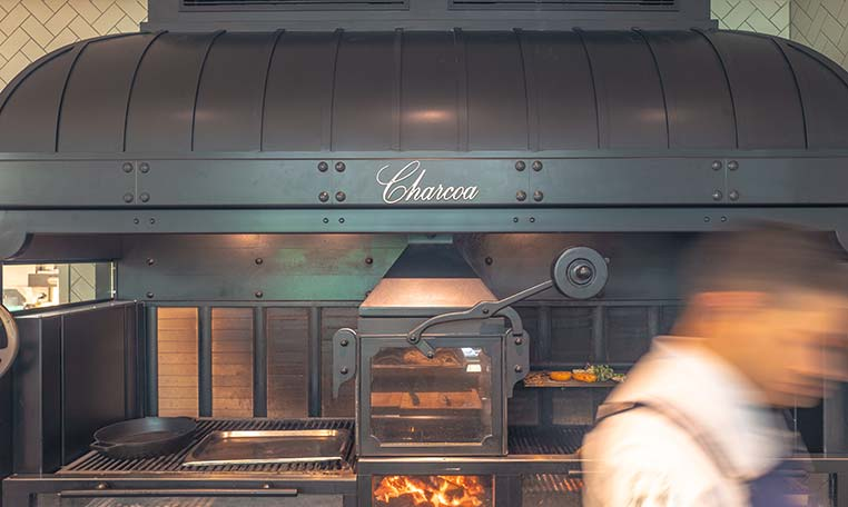 drive in motion Brenners Park-Hotel & Spa - Barbecue at Restaurant Fritz Felix