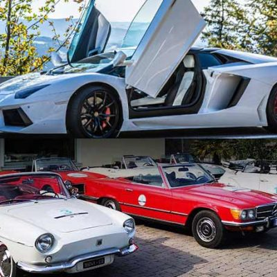 La Dolce Vita Classic Car and Sports Car Tour at Lake Garda