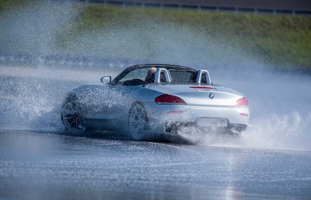 drive in motion Drifttraining