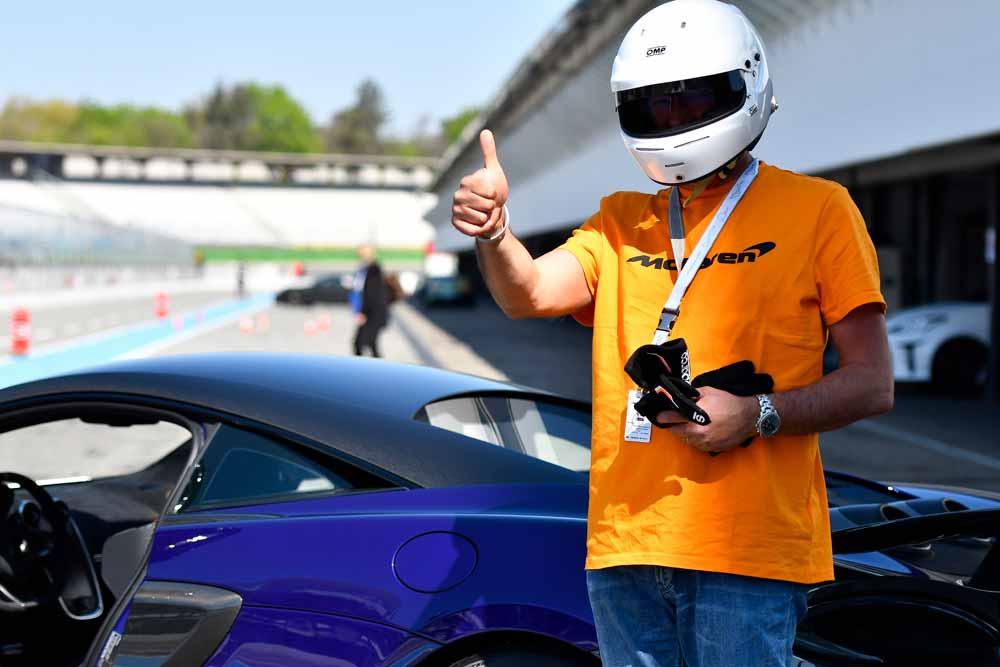 drive in motion Hockenheimring Driver OK