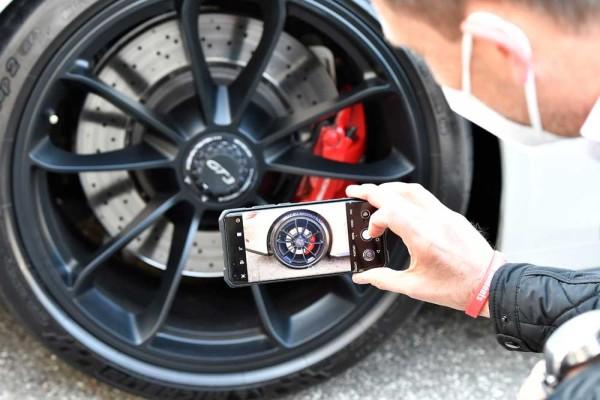 drive in motion Porsche GT3 Felge